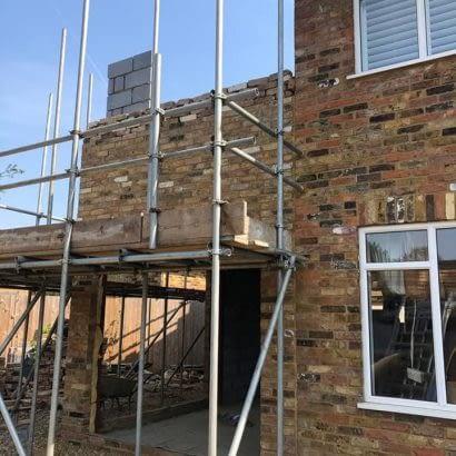 2-Storey Side Extension, Windsor Berkshire