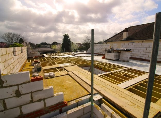 Floor 2 New Build 2-Storey House Slough, Berkshire