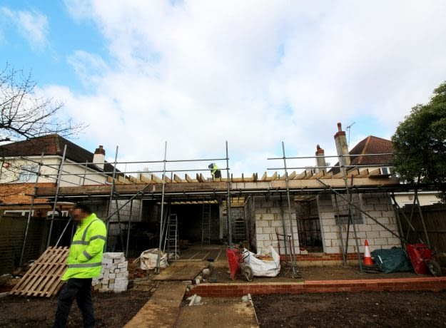 Floor 1 New Build 2-Storey House Slough, Berkshire
